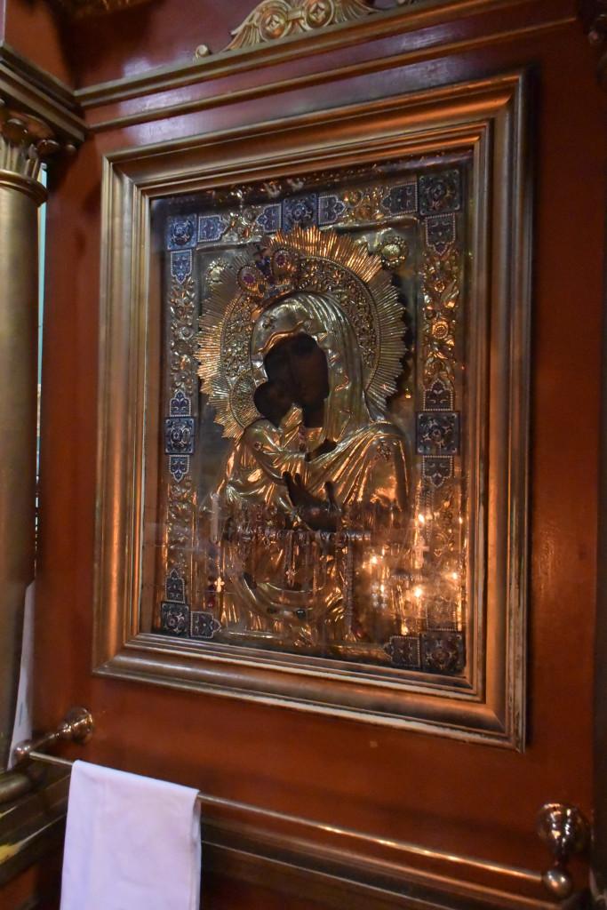 Икона Фёдоровской Божией Матери